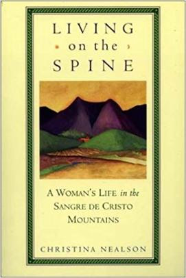 Living On The Spine by Christina Nealson Nealson